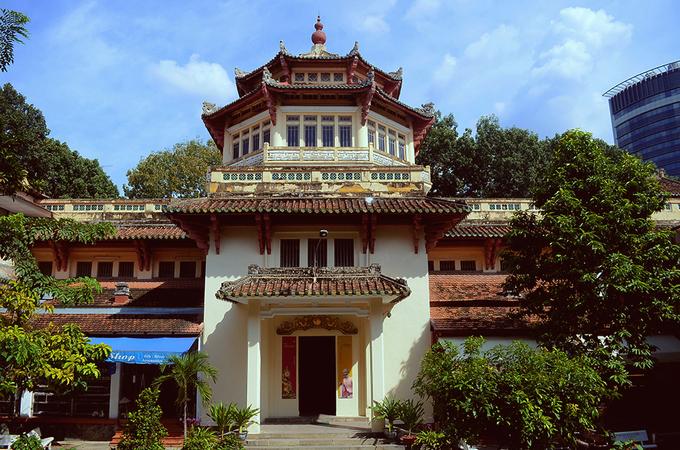 Saigon's first ever museum 1