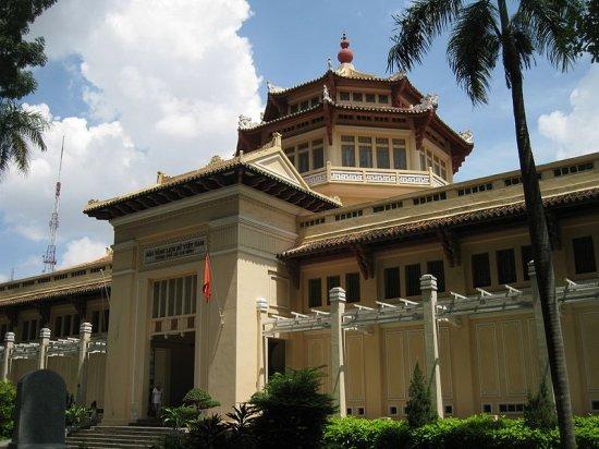 Saigon's first ever museum 2