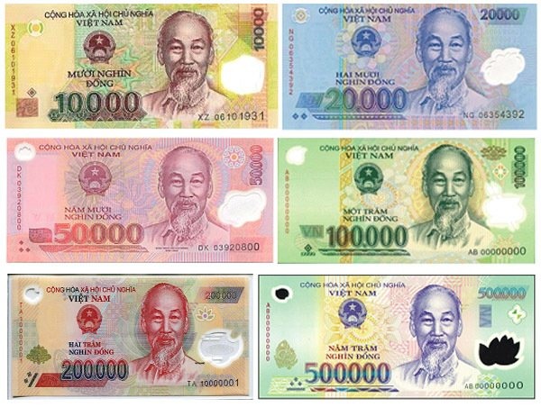 Currency in Vietnam